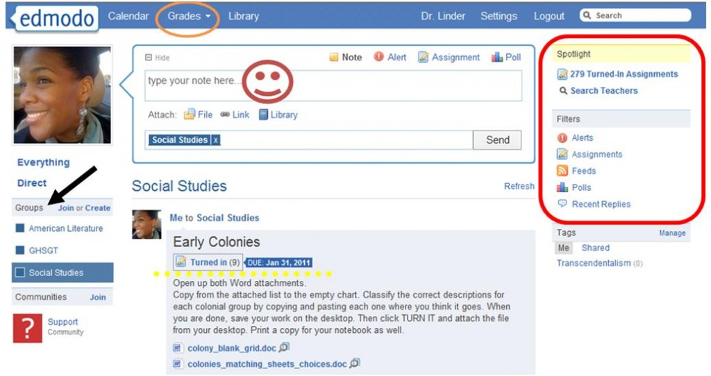 Edmodo Series: Part III