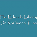 Edmodo Library Video Tutorial
