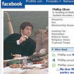 Facebook Meets Jane Austen