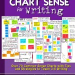 Chart Sense for Writing is Available!